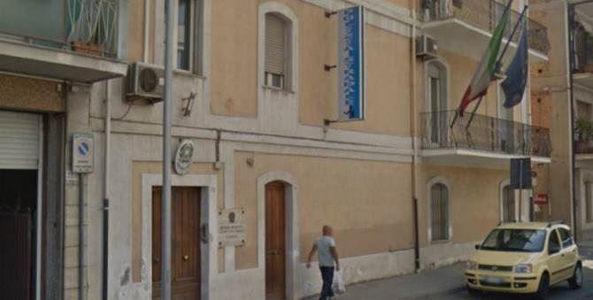La caserma di Via Popilia