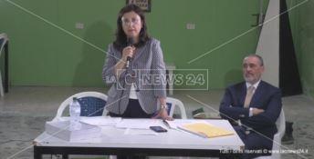 Carolina Girasole: «Nessun rapporto con la 'ndrangheta» -VIDEO