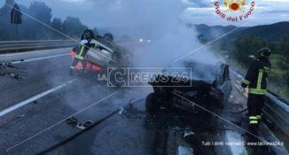 Tragico incidente in Umbria, tre morti. Uno era cosentino