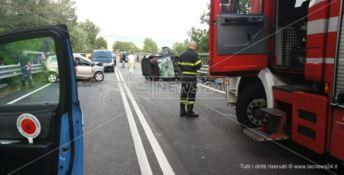 Incidente stradale a Rovito, sale a due il bilancio delle vittime