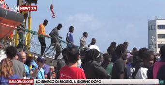 Lo sbarco di Reggio, il giorno dopo