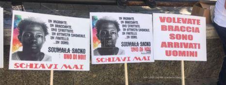 Terminato l'ultimo viaggio di Soumaila, ora riposa in Mali