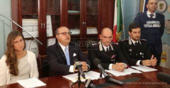Blitz per reati ambientali a Scordovillo: revocato il divieto di dimora