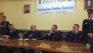 Furti e ricettazione, 12 arresti a Lamezia