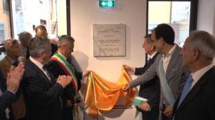 Inaugurati a Gimigliano il Museo della Pietra e il parco Fluviale