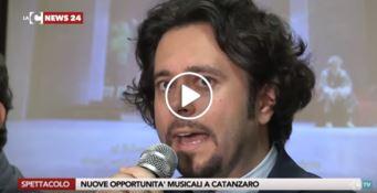 Catanzaro, Fondazione Politeama e Istituto Tchaikovsky insieme per nuove iniziative - VIDEO