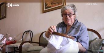 LaC Storie | Le magiche mani di Elena, la ricamatrice di San Marco Argentano - VIDEO