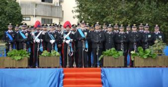 Arma dei Carabinieri in festa a Vibo per i 204 anni dalla sua fondazione -VIDEO