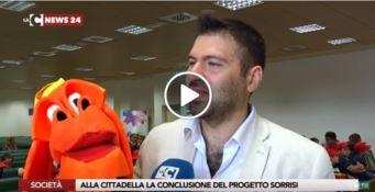 """A Catanzaro la chiusura del progetto """"Sorrisi"""" - VIDEO"""