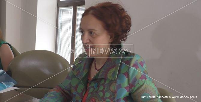 Tonia Stumpo, consigliera regionale parità