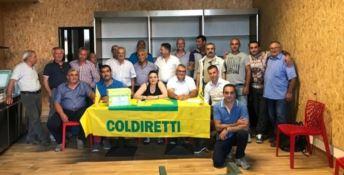 Coldiretti, Levato eletto presidente delle sezioni di Casabona e Verzino