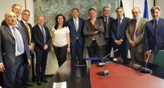 L'ambasciatore olandese all'Università della Calabria - VIDEO