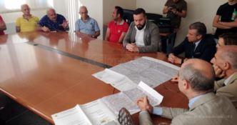 Fiere sospese sul corso a Lamezia, scontro commercianti-commissari -VIDEO