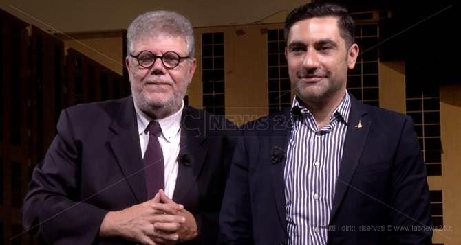 Pasquale Motta e Domenico Furgiuele