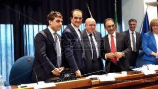 Metropolitana a Catanzaro: accordo tra Regione, Provincia e Comune -VIDEO