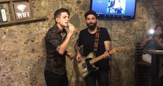 Il talento di Mirco Coniglio, da Bivongi a The voice -VIDEO