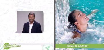 Terme di Galatro, il WhatsApp di Carmelo Panetta