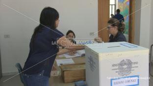 Lamezia, alle 19 al voto il 24,62 per cento. Quasi come nel 2015