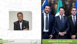 Necessità di una nuova rappresentanza, il WhatsApp di Nicolò