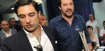 Domenco Furgiuele e Matteo Salvini