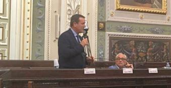 Provincia di Cosenza, Antonio Russo ritorna in Consiglio