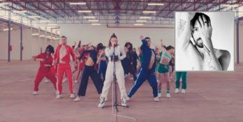 Un calabrese diventa coreografo di Francesca Michielin  -VIDEO