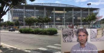 Stadio di Crotone, Frisenda: «La squadra non può giocare lontano dallo Scida» - VIDEO