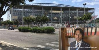 Stadio di Crotone, l'assessore De Luca: «Stiamo lavorando alla richiesta di proroga»