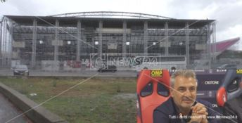 Il Crotone potrà giocare ancora in casa, stadio ridotto a 9mila posti -VIDEO