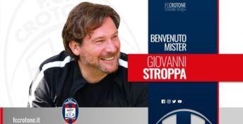 F.C. Crotone, Giovanni Stroppa è il nuovo allenatore