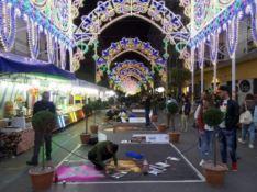 Concorso internazionale dei madonnari, tradizione e street art in Calabria