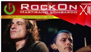 Carl Palmer e Vinny Appice al RockOn Martirano Lombardo 2018 Drums Night