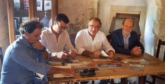 La conferenza stampa a Pizzo