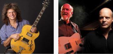 Pat Metheny e John Scofield e John Medeski duo ad Armonie d'Arte Festival