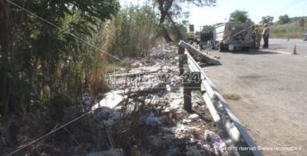 Una giornata all'insegna dell'ecologia per ripulire la statale 106