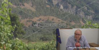 Miniera di Casabona, il sindaco Carvello: «Bisogna fare luce sul caso» - VIDEO