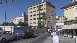 Ex Hotel Jolly, Oliverio indica la strada al Comune