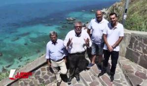 Sviluppo e turismo, L'inviato speciale a Parghelia -VIDEO