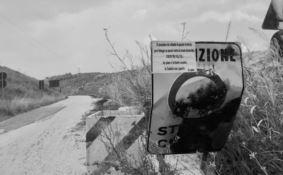 La provinciale chiusa che ha messo in ginocchio Mileto e fa scappare i turisti - VIDEO