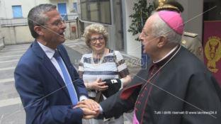 Il questore Conticcho saluta Cosenza: «Grazie ai cittadini»