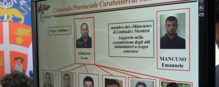 Emanuele Mancuso, il nuovo collaboratore di giustizia che regalava bombe