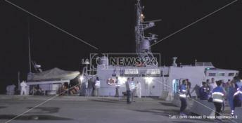 Crotone, arrestati gli scafisti degli sbarchi del 13 e 14 giugno scorsi