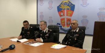 Vibo, il bilancio del nuovo reparto tutela agroalimentare dei carabinieri