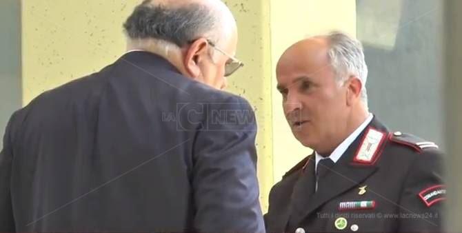 Il maresciallo Carmine Greco