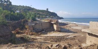 Un tratto del litorale di Joppolo