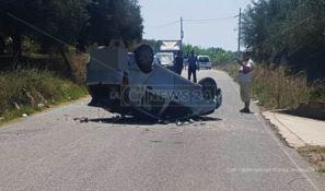 Incidente stradale nel Vibonese, due feriti