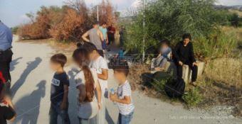 Sbarco nella Locride