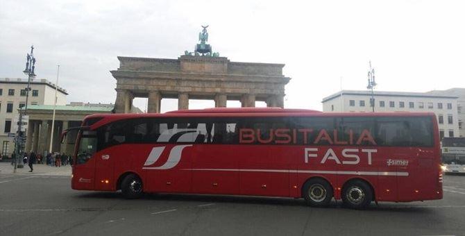 Linea Busitalia Fast