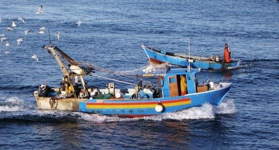 Pescatori, immagine di repertorio