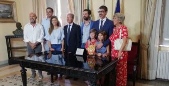 Palmi, riconoscimento del Comune allo scienziato calabrese del Nobel